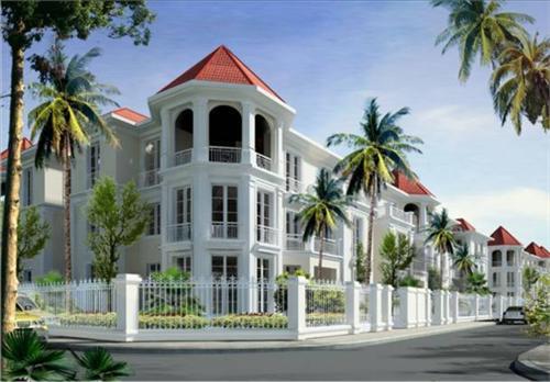 Thi công hoàn thiện biệt thự xây thô trọn gói tại Văn khê Hà Đông