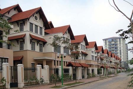 Thi công hoàn thiện biệt thự xây thô trọn gói tại Văn Phú Hà Đông