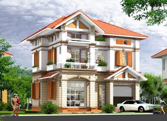 Thiết kế nhà,thi công xây nhà trọn gói tại Gia Lâm