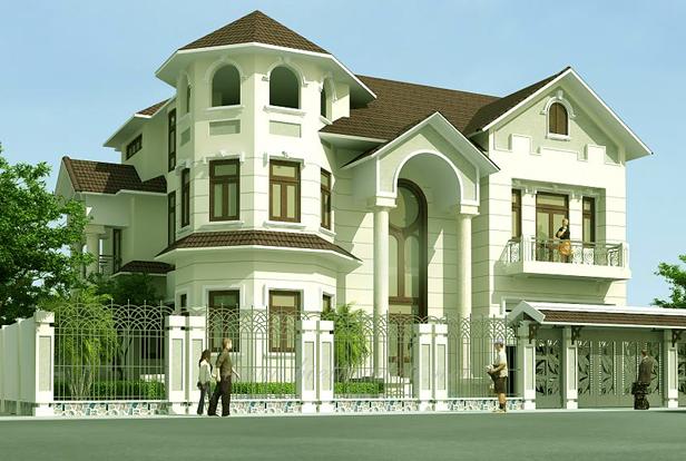 Tư vấn thiết kế biệt thự tại Lạng Sơn