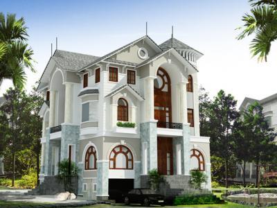 Tư vấn thiết kế biệt thự tại Yên Bái