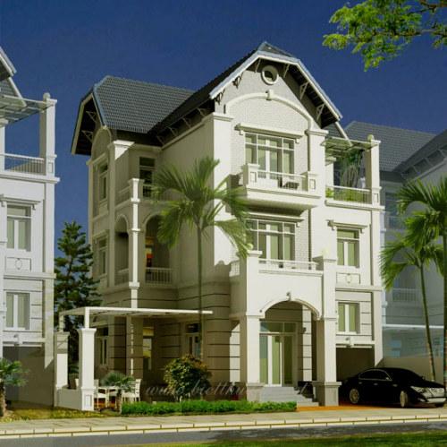 Thiết kế nhà, thi công xây nhà trọn gói tại Hải Dương