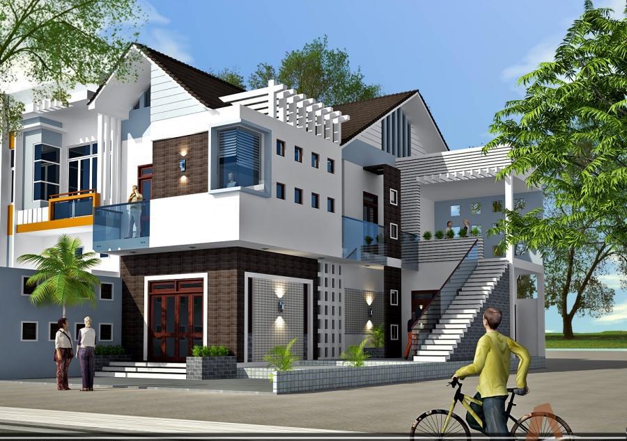 Thiết kế biệt thự tại Phú Thọ