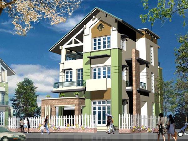 Tư vấn thiết kế biệt thự tại Thái Bình