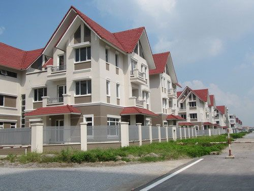 Thiết kế thi công biệt thự xây thô trọn gói tại Hà Nội