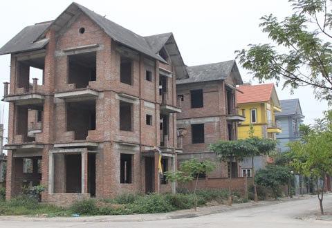 Thiết kế,thi công cải tạo biệt thự, hoàn thiện nhà xây thô tại Hà Nội