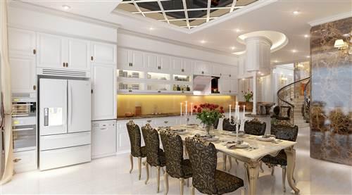 Thiết kế lại không gian nội thất cho nhà 3 tầng 1