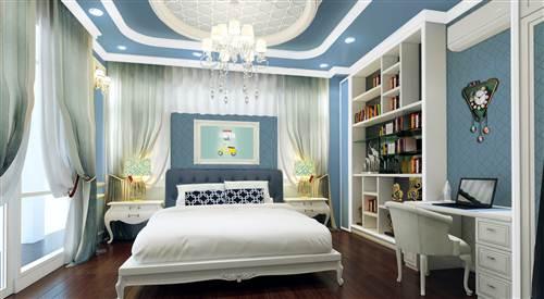 Thiết kế lại không gian nội thất cho nhà 3 tầng 13