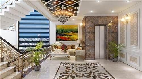 Thiết kế lại không gian nội thất cho nhà 3 tầng 2