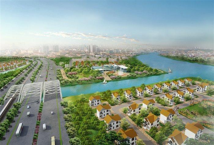 Tp.HCM lập thiết kế đô thị tuyến đường Vành đai phía đông